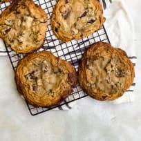 Bouchon Bakery Chocolate Chunk Cookies Recipe