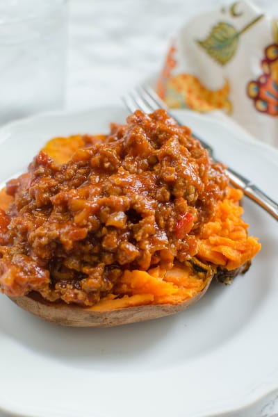 Paleo Sloppy Joes Picture