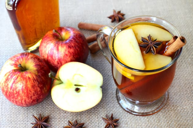 Apple Brandy Hot Toddy Photo