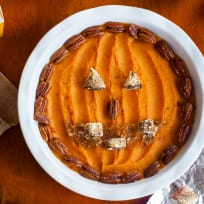Sweet Potato Jack O' Lantern Recipe