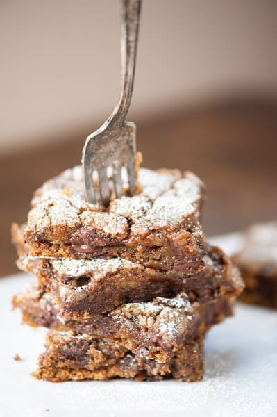 Gingerbread Bars Pic