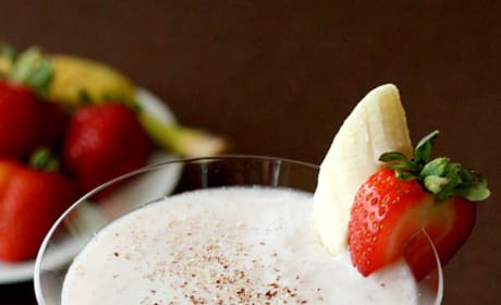 Banana Split Martini Image