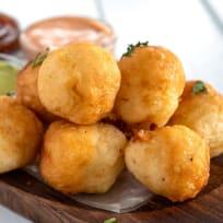 Cheese Stuffed Yuca Recipe