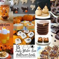15 Tasty Gluten-free Halloween Treats