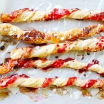 Cherry Pie Cinnamon Sticks Recipe