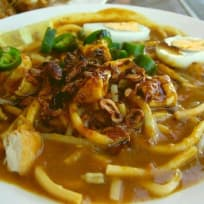 Hawker Style Mee Rebus
