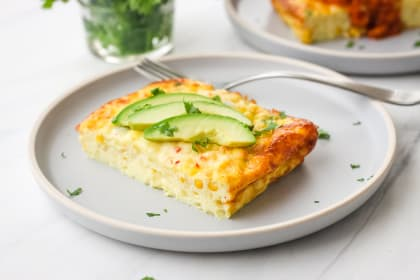 Toaster Oven Egg Bake Recipe