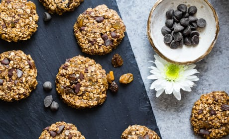 Vegan Gluten Free Oatmeal No Bake Cookies Recipe