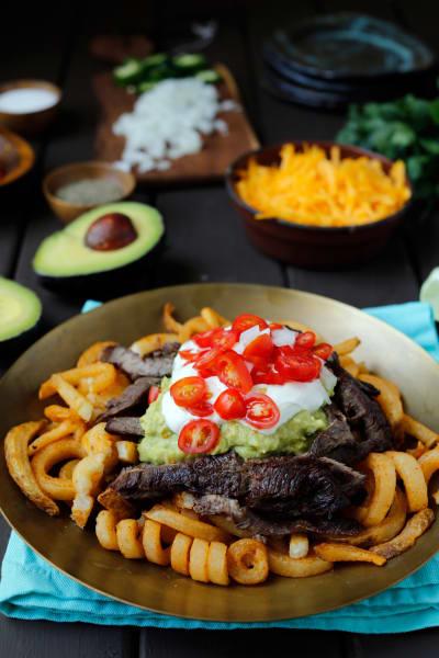 Carne Asada Fries Picture