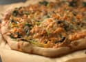 Kale and Sweet Potato Pizza: A Simple, Vegetarian Delight