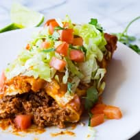 Smothered Burrito Recipe