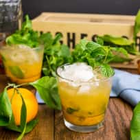Honey Tangerine Smash Recipe