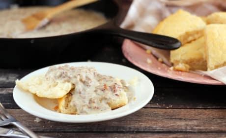 Gluten Free Sausage Gravy Pic