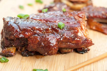 How to Parboil Ribs
