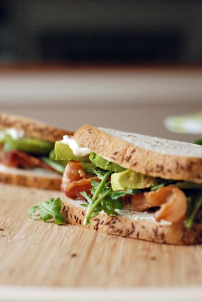 Avocado BLT Picture