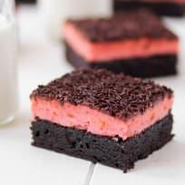 Cake Pop Brownies Recipe