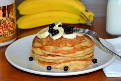 Quinoa Pancakes: Breakfast Powerhouse