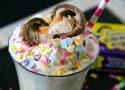 Boozy Cadbury Creme Egg Milkshakes