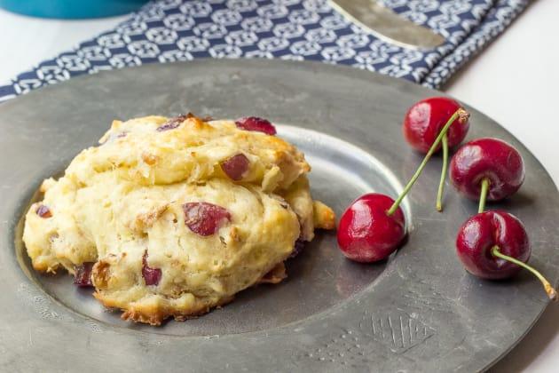 Cherry Walnut Scones: Bake Up Your Summer Breakfast - Food Fanatic