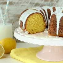 Easy Lemon Bundt Cake Recipe