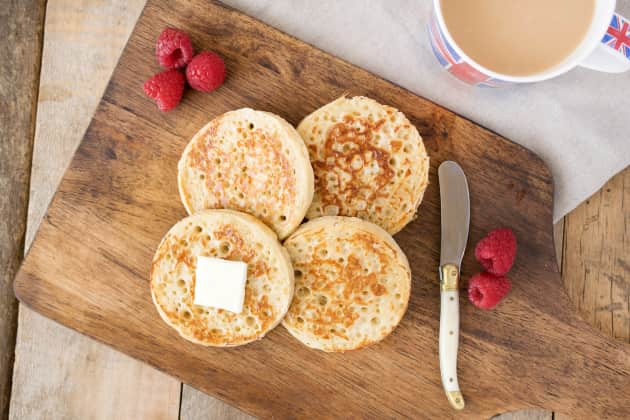 English Crumpets Image