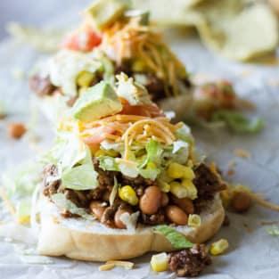 Taco sloppy joes photo