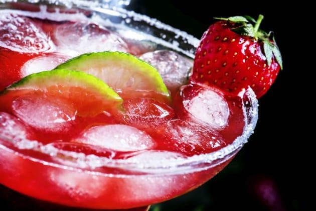 Big Red Margarita Image