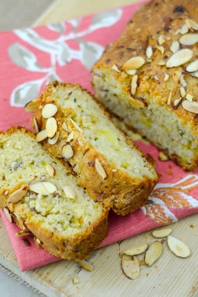 Gluten Free Zucchini Pineapple Bread Pic