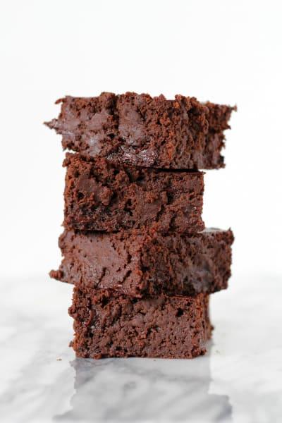 Black Bean Brownies Picture