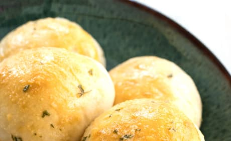 Garlic Cheese Bombs Picture