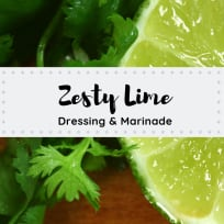 Zesty Lime Dressing/Marinade