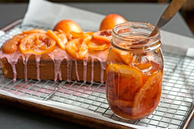 Candied Orange Slices Photo