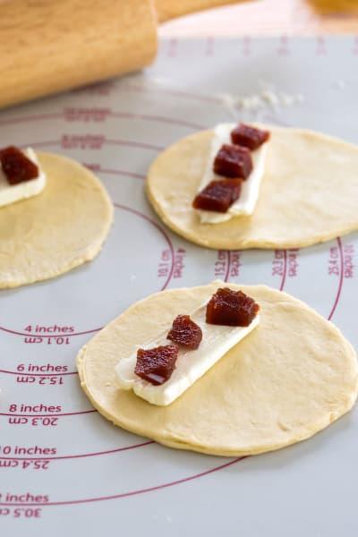 Guava Cheese Empanadas Picture