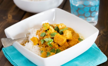 Quick Chicken Curry Image