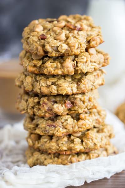 File 2 Peanut Butter Bacon Breakfast Cookies