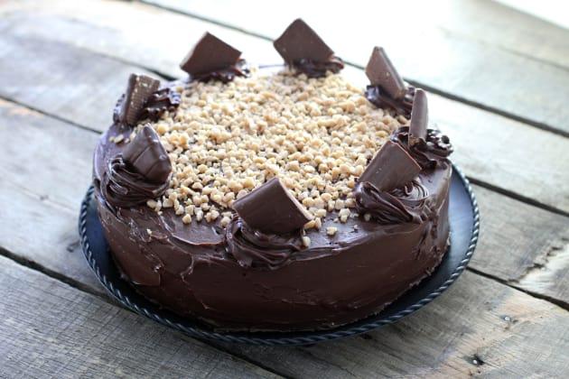 Mocha Cake Photo