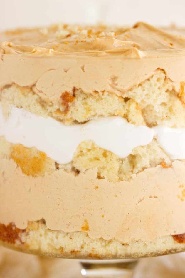 No Bake Peanut Butter Pie Trifle Picture