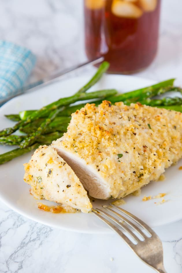 Garlic Baked Chicken Image