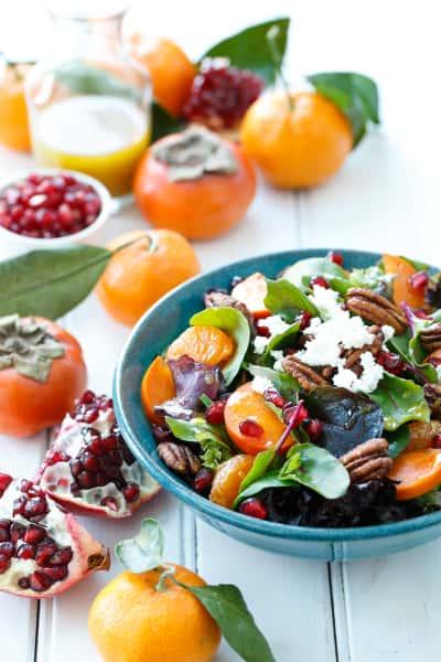 Winter Salad with Citrus Vinaigrette Picture