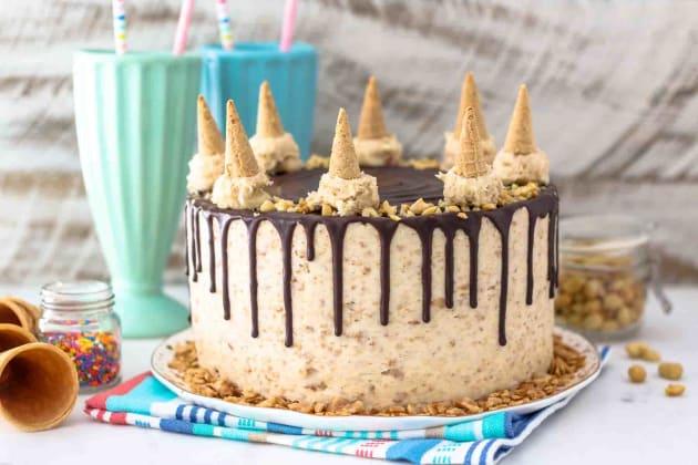 Drumstick Cake Photo
