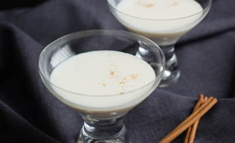 Caramel Cinnamon Martini Recipe