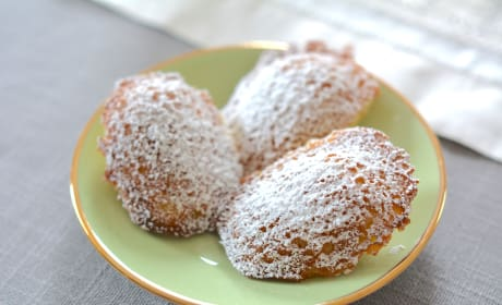 Meyer Lemon Madeleines Recipe