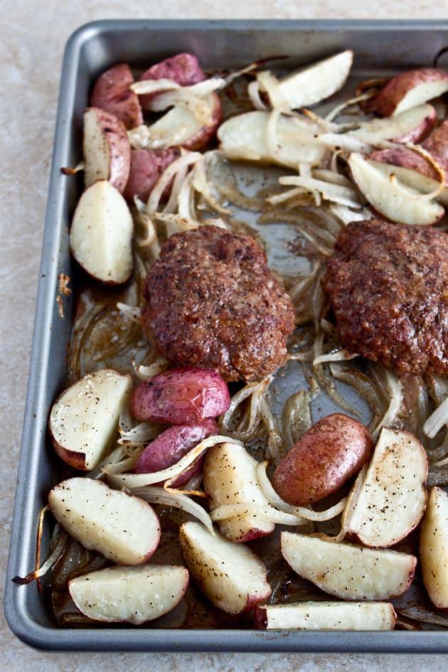 Homemade Salisbury Steak Image