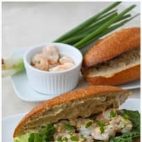 Shrimp Po Boy Recipe