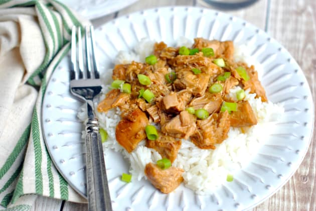 Crockpot Orange Chicken Photo