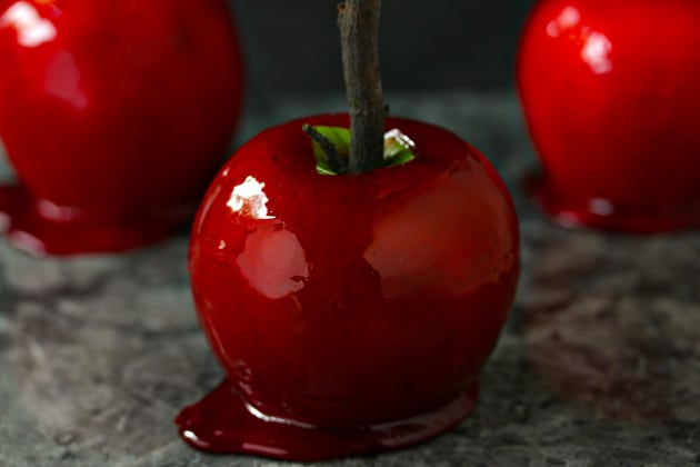 Candy Apples Photo