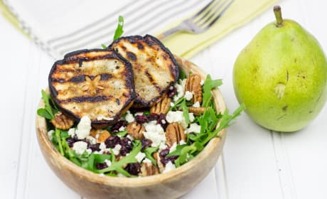 Grilled Pear Salad Picture