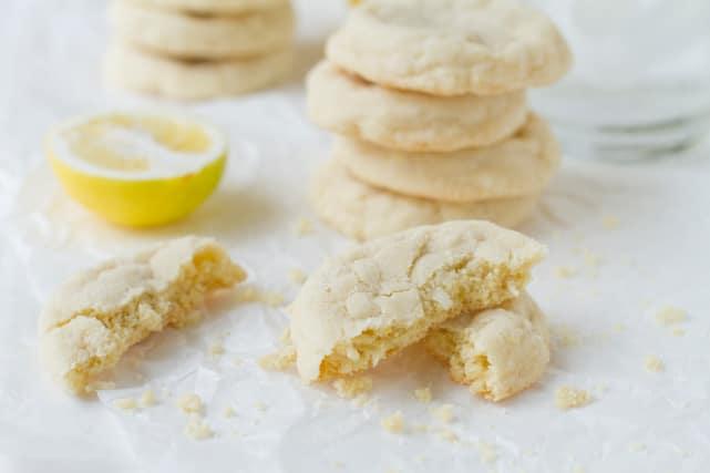 Meyer Lemon Cookies Recipe
