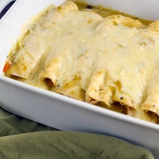Gluten free enchiladas photo