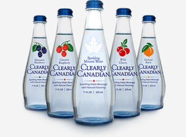 90s Throwback: Clearly Canadian Is Back On Shelves!